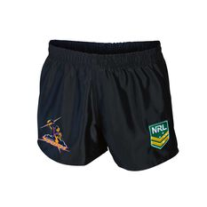 Melbourne Storm Mens Supporter Shorts, , rebel_hi-res