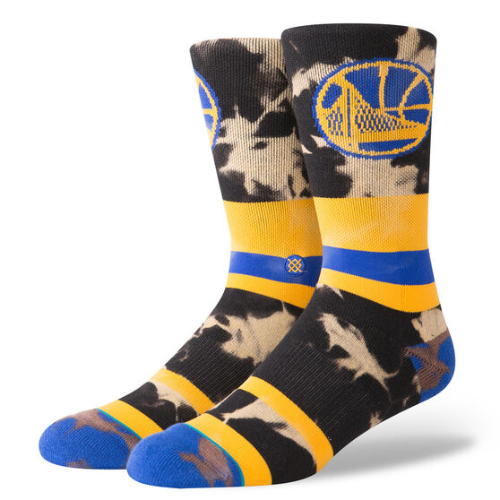 Stance  Mens Golden State Warriors Socks, , rebel_hi-res