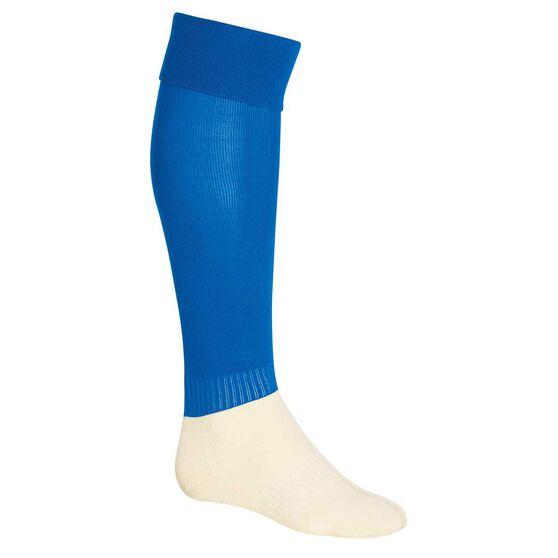 Burley Football Socks, Royal, rebel_hi-res