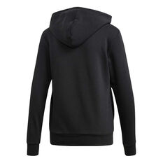 6582c79ad ... adidas Womens Essentials Liner Pullover Hoodie Black XS, Black,  rebel_hi-res