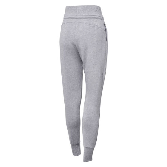 Ell & Voo Womens Hazel Relaxed Knitted Pants, Grey, rebel_hi-res