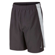 Nike Boys Dri Fit Flex Training Shorts Grey XS, Grey, rebel_hi-res