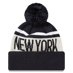 New York Yankees New Era Beanie, , rebel_hi-res