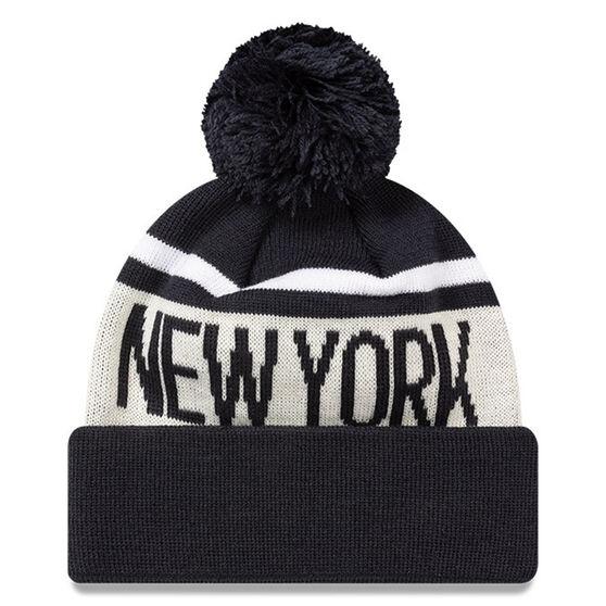 New York Yankees New Era Beanie, , rebel_hi-res