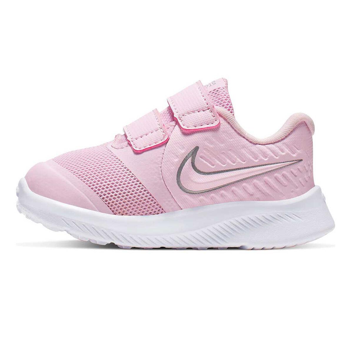 Toddler Girl Purple Nike Flex Sneaker Size 7