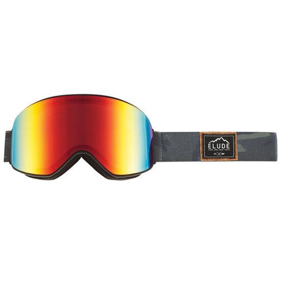 Elude Mens Lifty Ski Goggles, , rebel_hi-res
