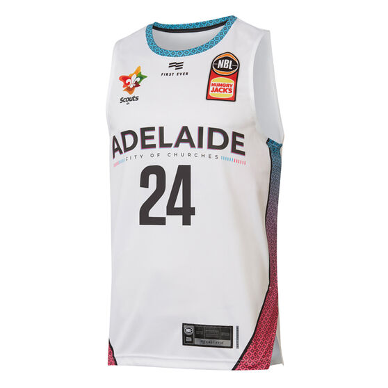Adelaide 36ers Jerome Randle City Edition 2019/20 Mens Jersey, , rebel_hi-res