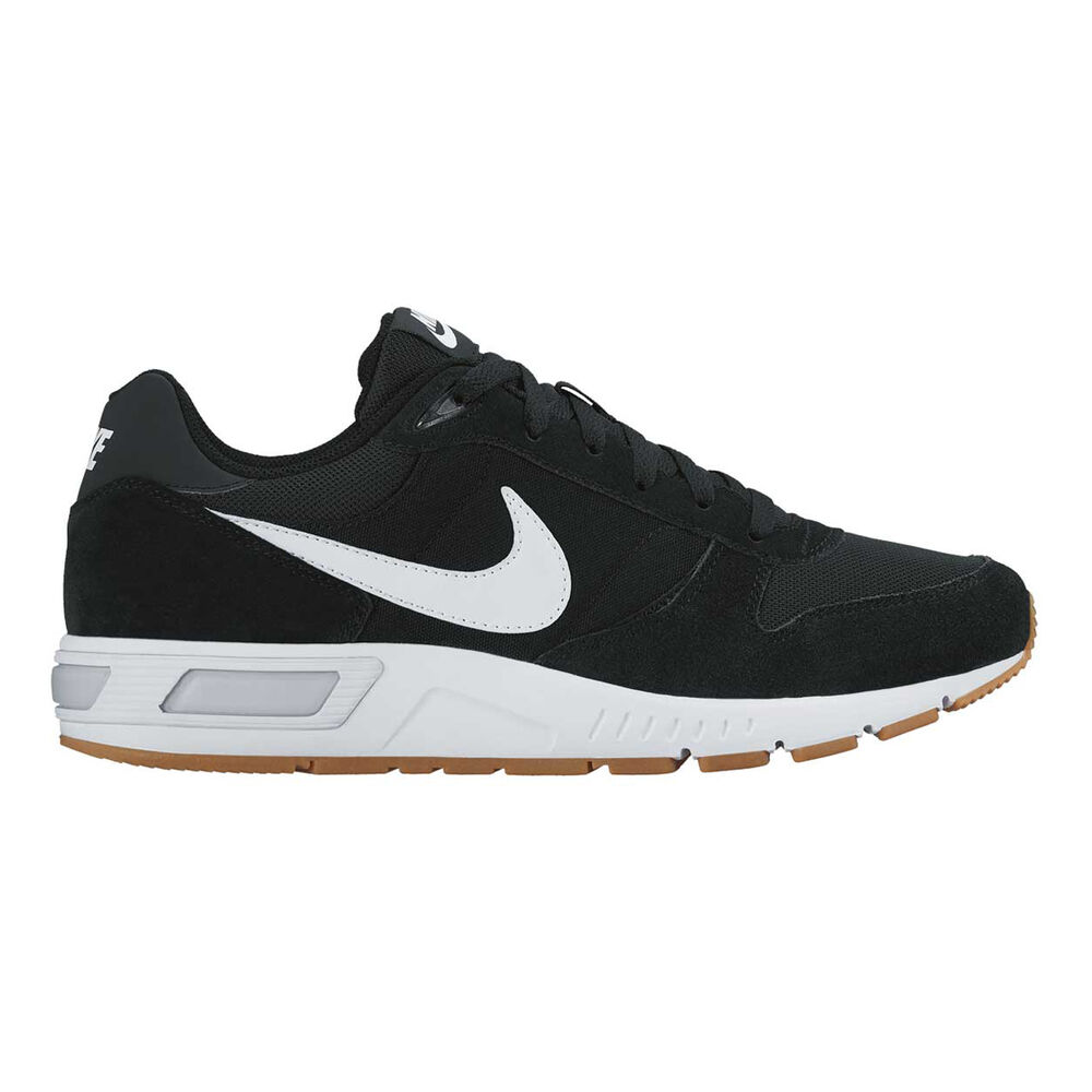san francisco 3c4bd 9d954 Nike Nightgazer Mens Casual Shoes Black  White US 8, Black  White,  rebelhi