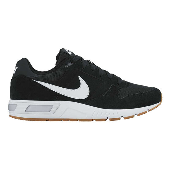 new arrival 33e0f 843b7 Nike Nightgazer Mens Casual Shoes Black   White US 7, Black   White,  rebel hi