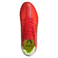 adidas X Speedflow .1 Kids Football Boots, Red, rebel_hi-res