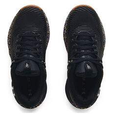 Under Armour HOVR Apex 2 Speckle Womens Training Shoes, Black, rebel_hi-res