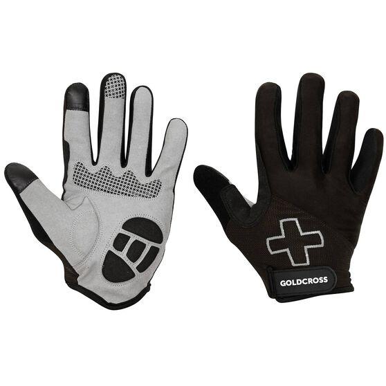 Goldcross Full Finger Gloves XS, , rebel_hi-res