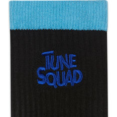Nike Space Jam Crew Socks, Black, rebel_hi-res