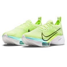 Nike Air Zoom Tempo Next% Womens Running Shoes, Volt/Black, rebel_hi-res
