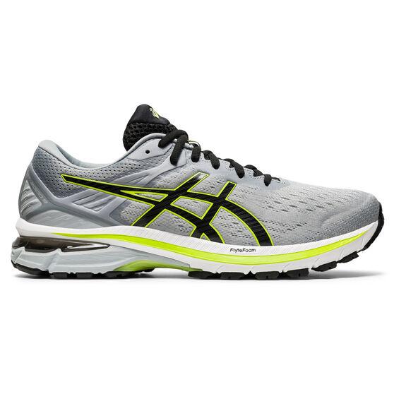 Asics GT 2000 9 Mens Running Shoes, Grey/Black, rebel_hi-res