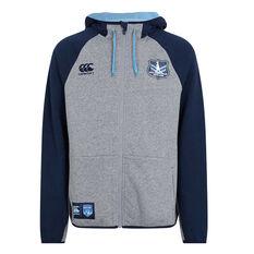 NSW Blues State of Origin 2019 Mens Vintage Hoodie Blue XS, Blue, rebel_hi-res