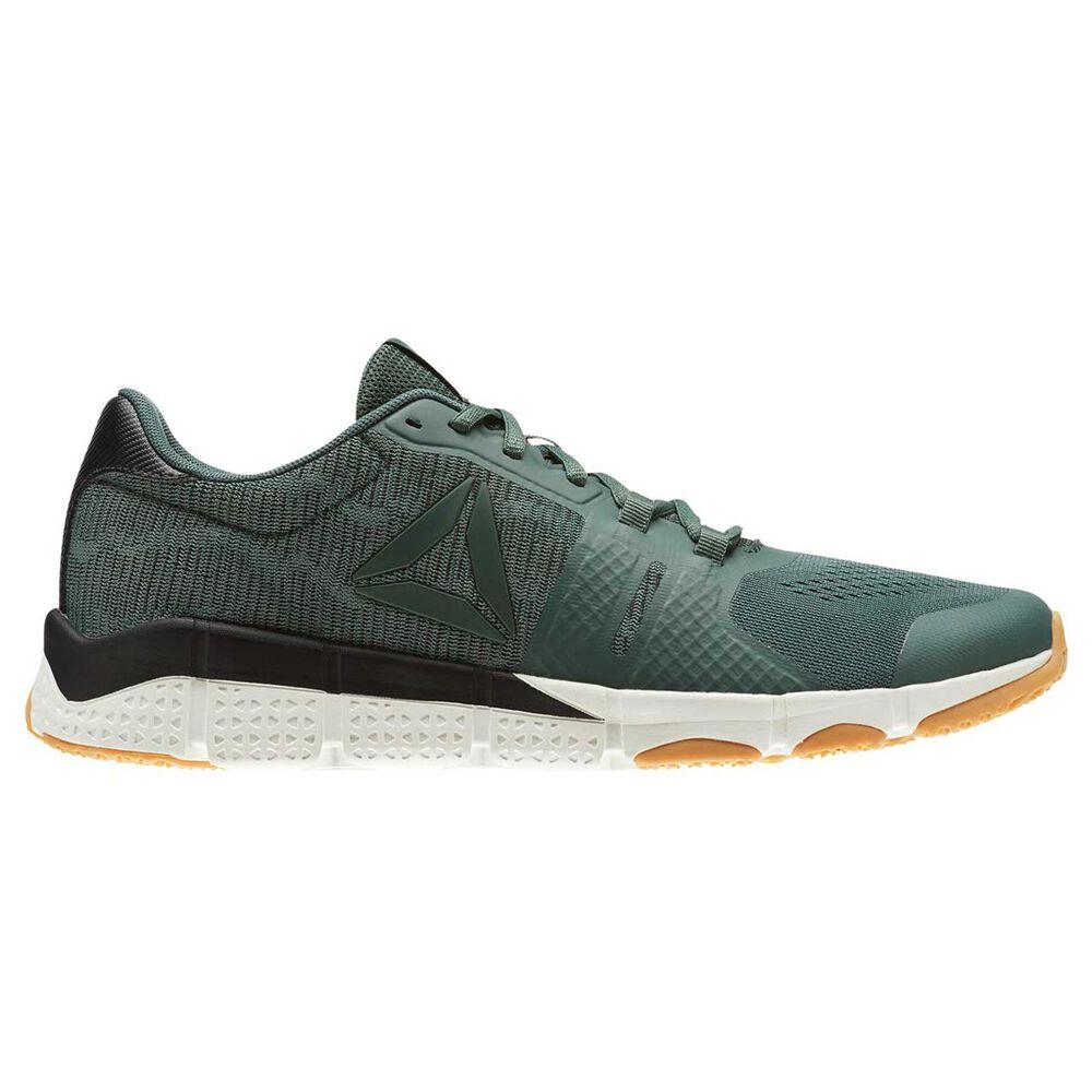 Reebok Trainflex 2.0 Mens Training Shoes Black   White US 7  0f2b3cd68