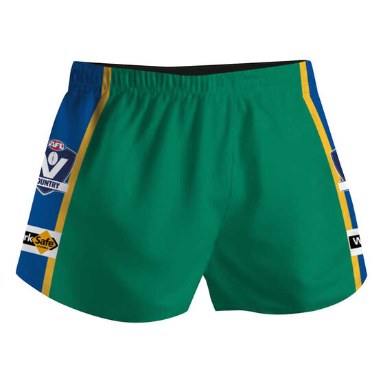 Cougar Sportswear V.C.F.L Training Shorts, Green, rebel_hi-res