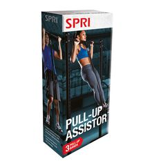 SPRI Cross Train Pull-up Assistor, , rebel_hi-res