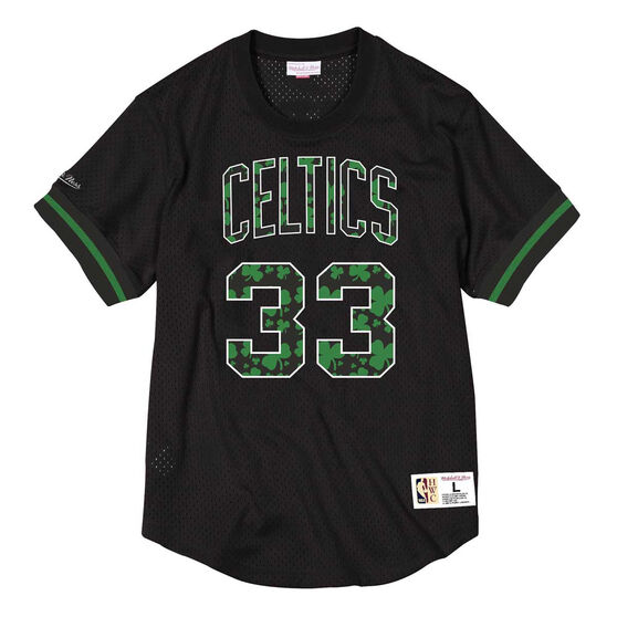 Boston Celtics Larry Bird 86 Mens Jersey, , rebel_hi-res