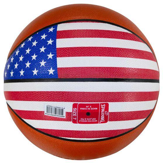 Spalding  Limited Edition USA vs Boomers Basketball 7, , rebel_hi-res