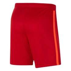 Liverpool FC 2021/22 Mens Stadium Home Shorts Red S, Red, rebel_hi-res
