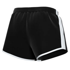 Nike Womens Dri FIT Academy19 Football Shorts Black XS, Black, rebel_hi-res