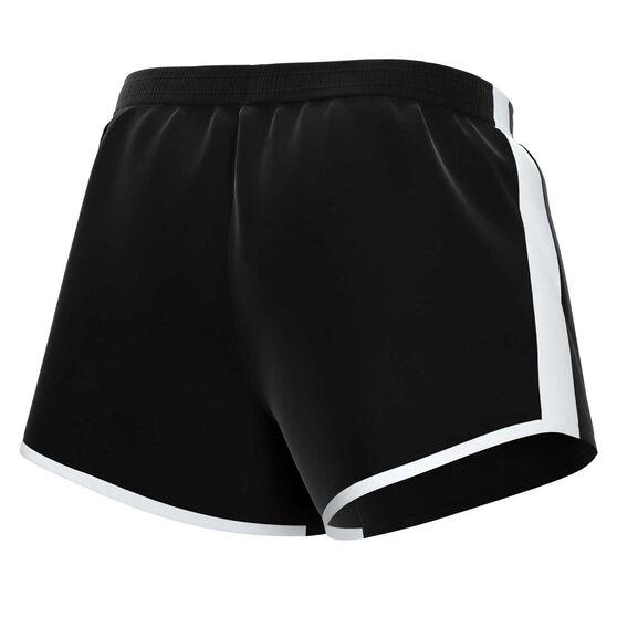 Nike Womens Dri FIT Academy19 Football Shorts Black XS, Black, rebel_hi-res
