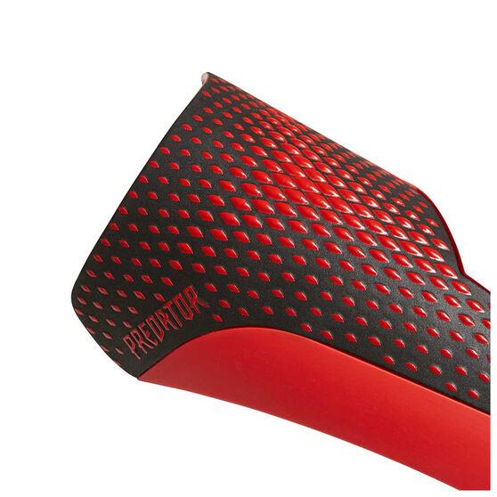 adidas Predator 20 League Shin Guards, Black / Red, rebel_hi-res
