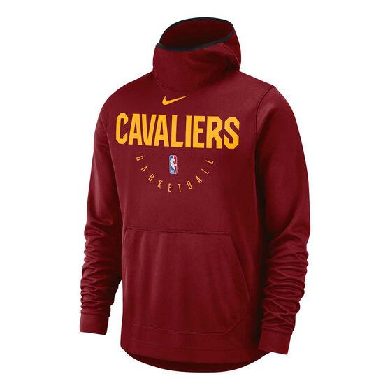Nike Cleveland Cavaliers Mens Spotlight Hoodie, , rebel_hi-res