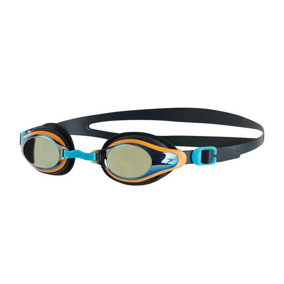 Speedo Mariner Supreme Mirror Junior Swim Goggles, , rebel_hi-res