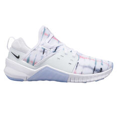 Nike Free Metcon 2 AMP Womens Training Shoes White / Black US 6, White / Black, rebel_hi-res