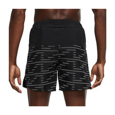 Nike Challenger Mens Dri-FIT Brief-Lined Running Shorts Black S, Black, rebel_hi-res