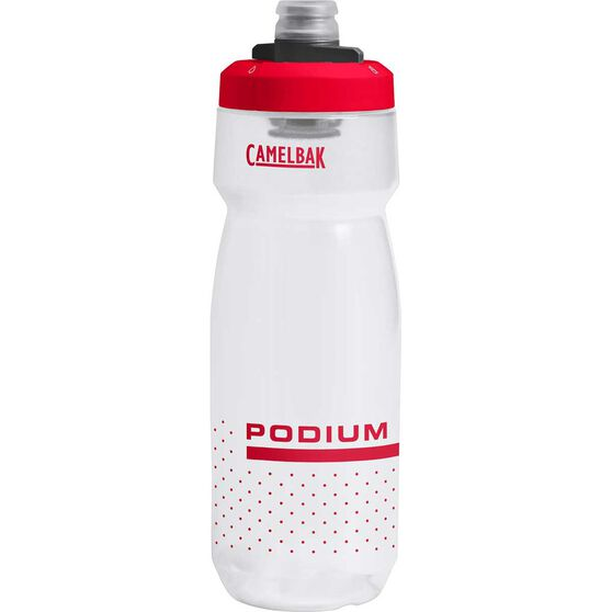 Camelbak Podium 700ml Water Bottle Fiery Red, Fiery Red, rebel_hi-res