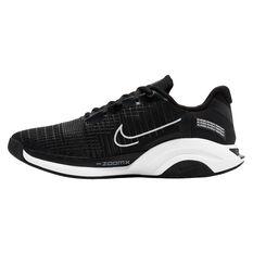 Nike ZoomX SuperRep Surge Mens Training Shoes Black/White US 7, Black/White, rebel_hi-res