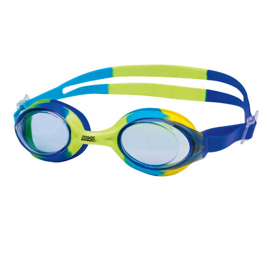 Zoggs Bondi Junior Swim Goggles Assorted, , rebel_hi-res
