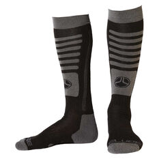 Elude Mens Tech Socks Black US 7 - 11, , rebel_hi-res