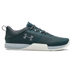 Under Armour Tribase Thrive Mens Training Shoes Grey US 8, Grey, rebel_hi-res