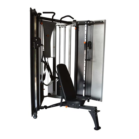 Torque Fitness F9 Fold Away Strength Trainer, , rebel_hi-res