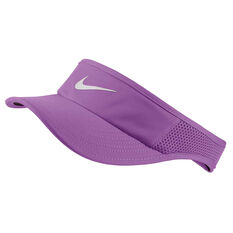 Nike Womens Aerobill Featherlight Visor, , rebel_hi-res