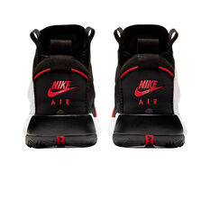 Nike Air Jordan XXXIV Mens Basketball Shoes, White / Red, rebel_hi-res