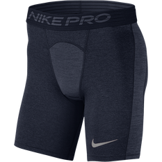 Nike Mens Pro Shorts Navy S, Navy, rebel_hi-res