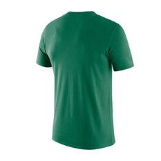 Boston Celtics Mens Dry Logo Tee Green S, Green, rebel_hi-res