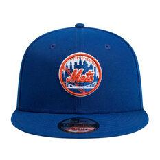 New York Mets 2019 New Era 9FIFTY Circle City Cap Blue S / M, Blue, rebel_hi-res
