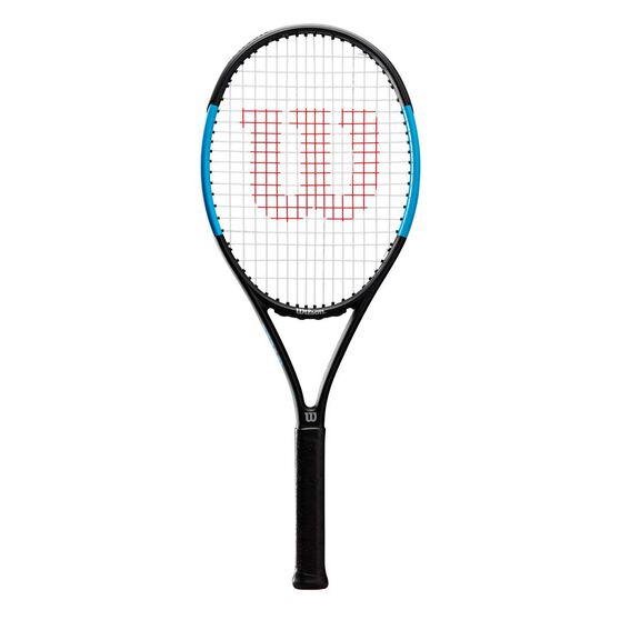 Wilson Ultra Power 100 Tennis Racquet, Blue, rebel_hi-res