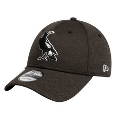 Collingwood Magpies 2019 9FORTY Shadow Tech Snapback, , rebel_hi-res