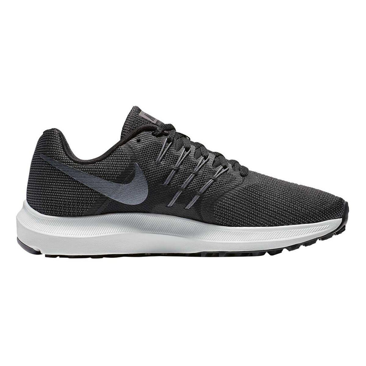 Nike Run Swift Womens Running Shoes Black US 6