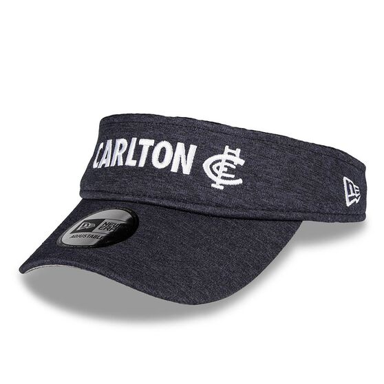 Carlton Blues 2018 AFLW Training Visor OSFA, , rebel_hi-res