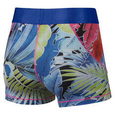 Nike Womens 3in Pro Hyper Femme Shorts Print XS, Print, rebel_hi-res