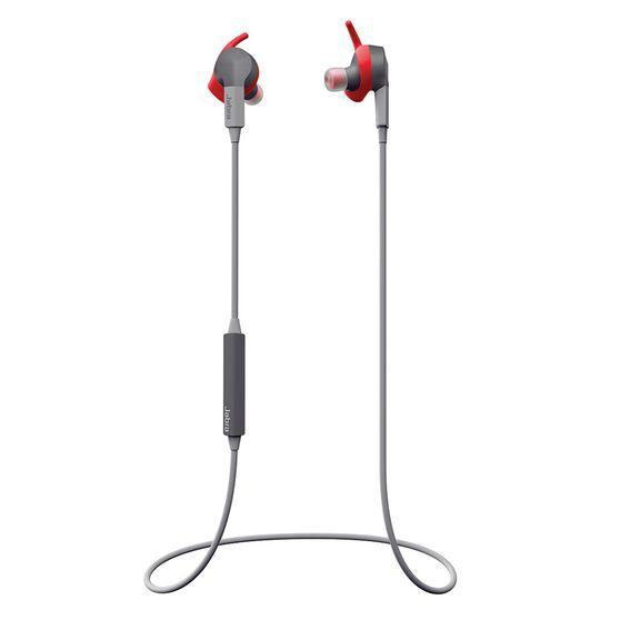Jabra Sport Coach Wireless Earphones Red / Grey, Red / Grey, rebel_hi-res